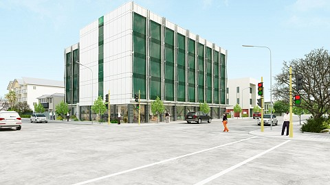 Freehold Going Concern, Hotel | OFFSHORE - New Zealand | New Build Freehold Christchurch Hotel