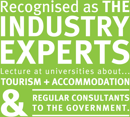 Recognised as the industry experts