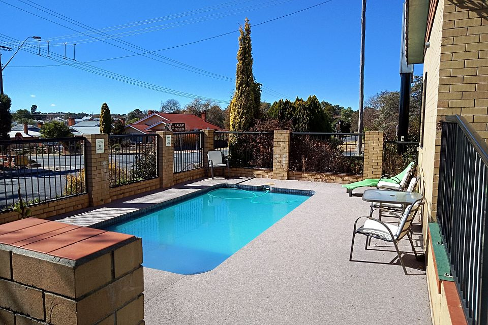 Freehold Going Concern Motel For Sale Nsw North West