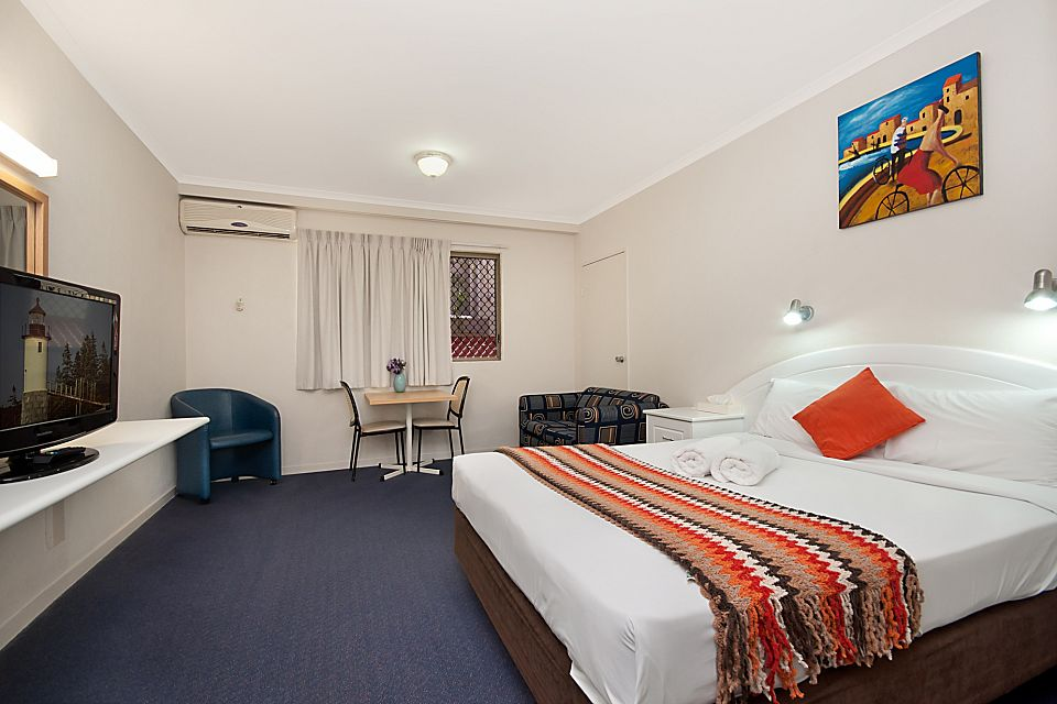 One of Townsville's Premiere Motels!