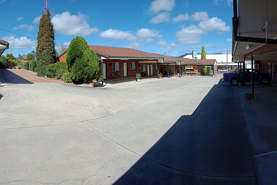 Tenterfield's Most Iconic Motel