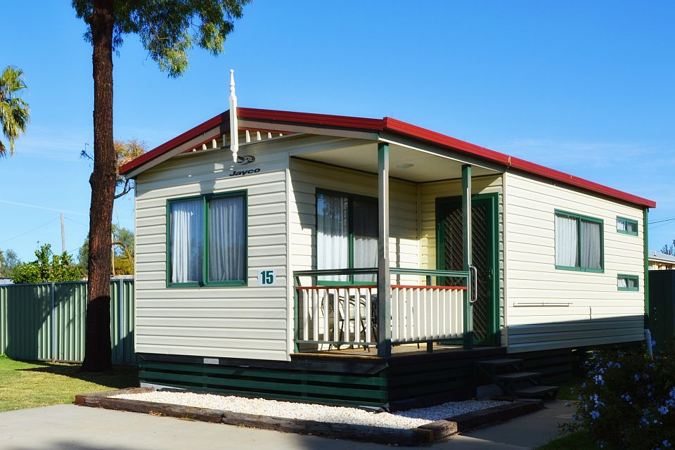 Freehold Caravan Park in Picturesque NSW Town