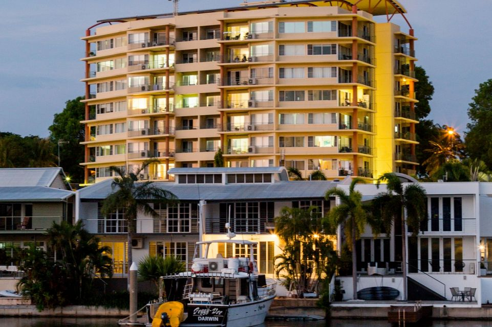Rare Opportunity To Acquire Management Rights In Darwin's Marina Precinct