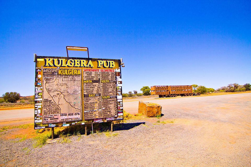 'First and Last' NT Opportunity - Red Centre Roadhouse, Pub & Accommodation