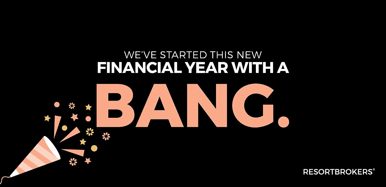 The New Financial Year Begins With A Bang