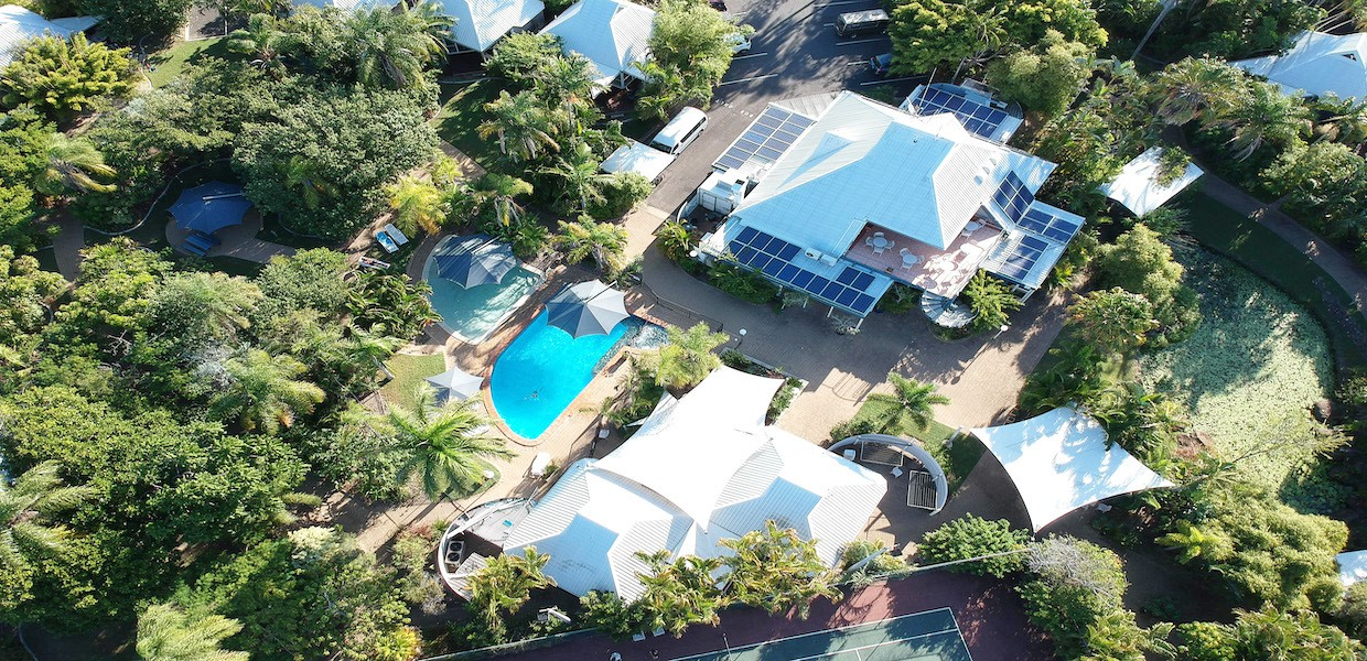 Kellys Beach Resort business for sale