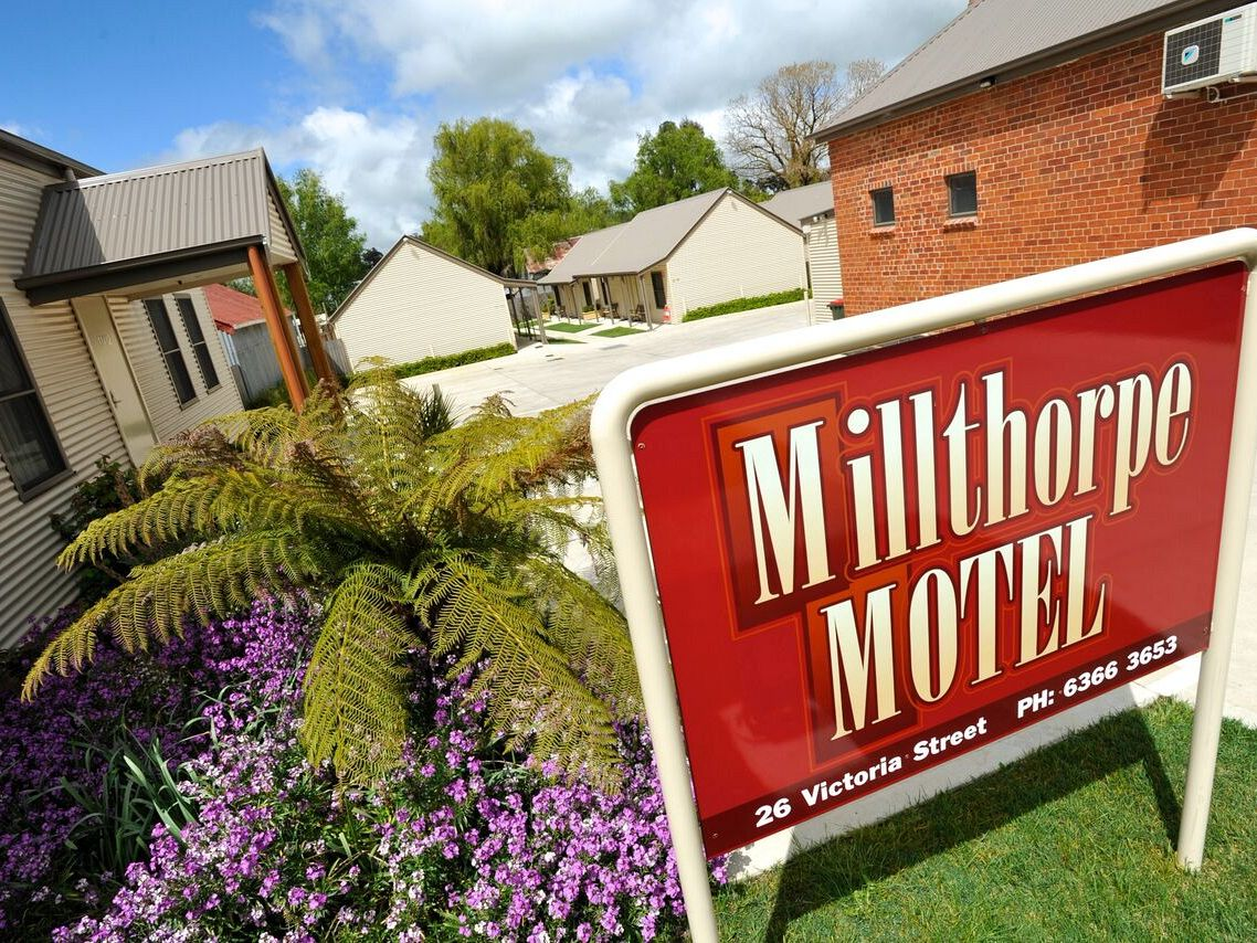 Exceptional 4 Star Motel in the NSW Central Tablelands
