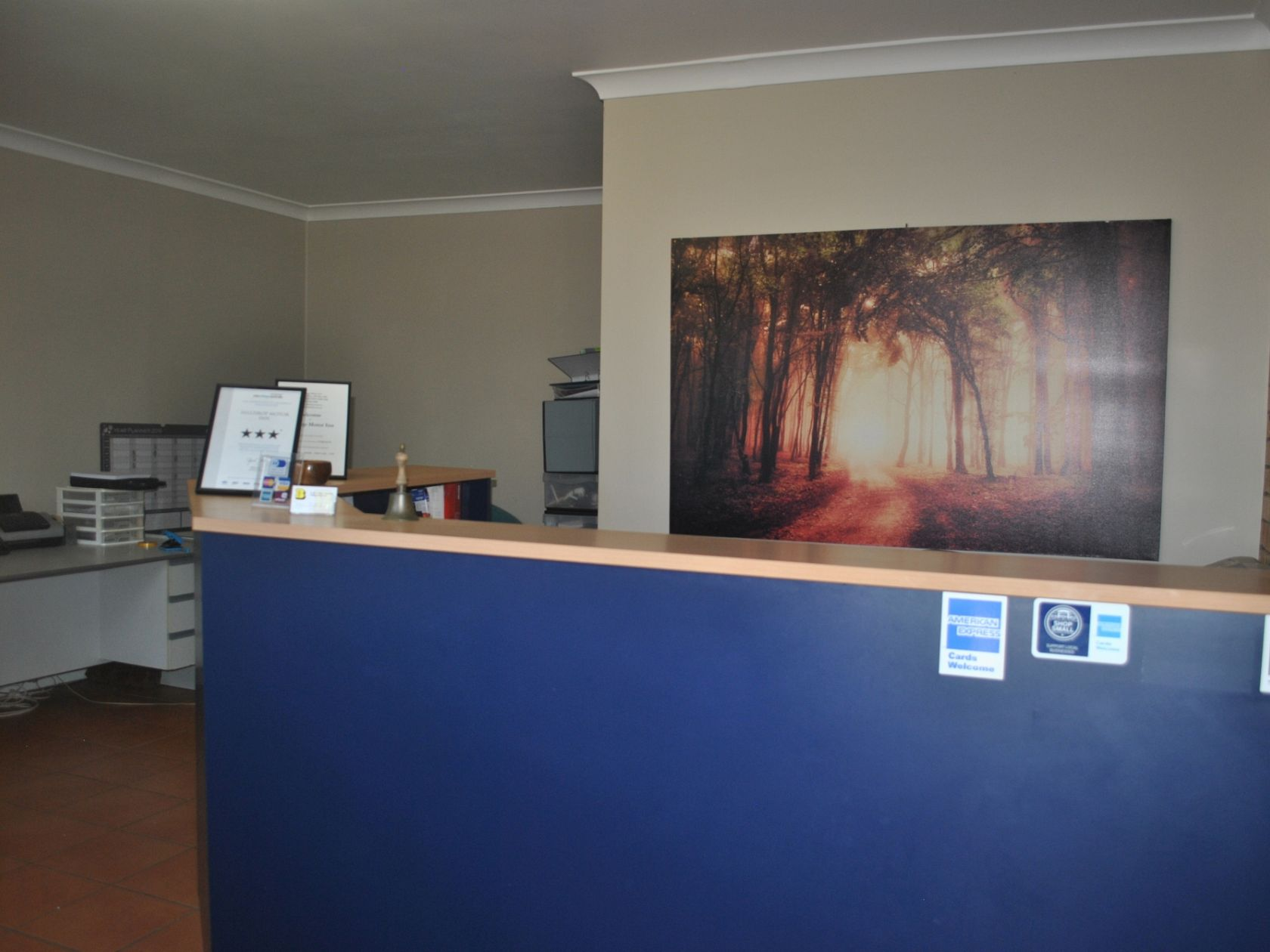 Freehold Highway Motel + Strong Coach Business