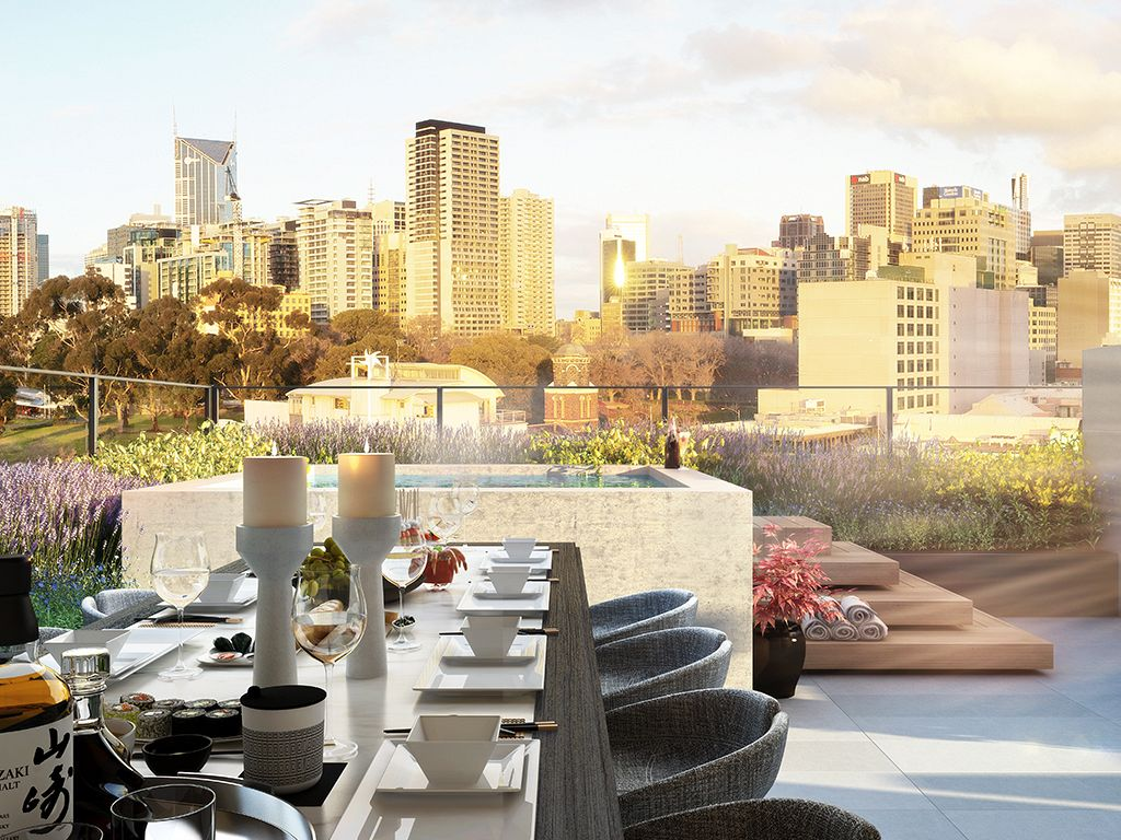 Rare Inner Melbourne, Permanent Off The Plan - 248 Units