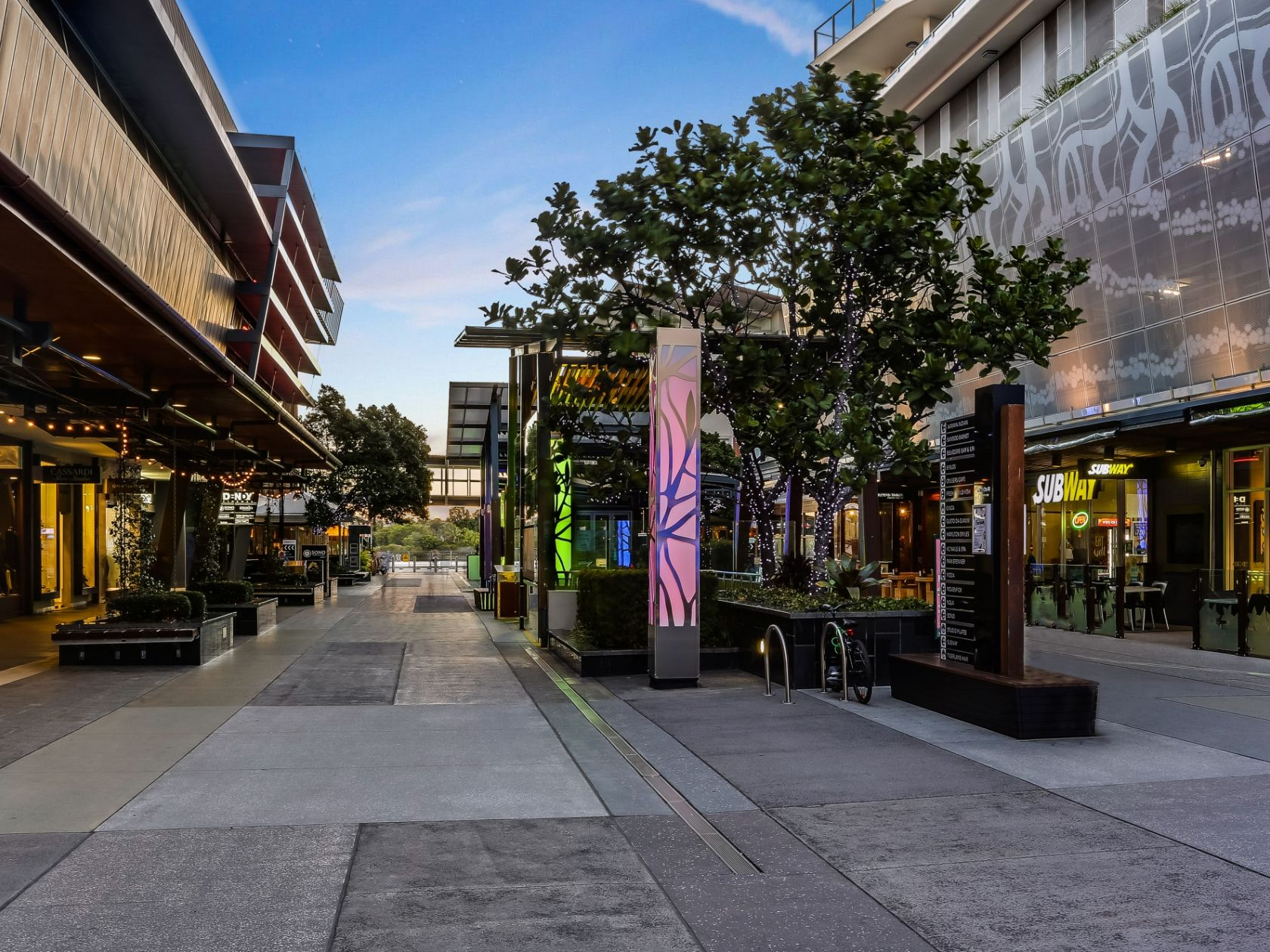 Business Only Management Rights of Scale in Landmark Portside Precinct