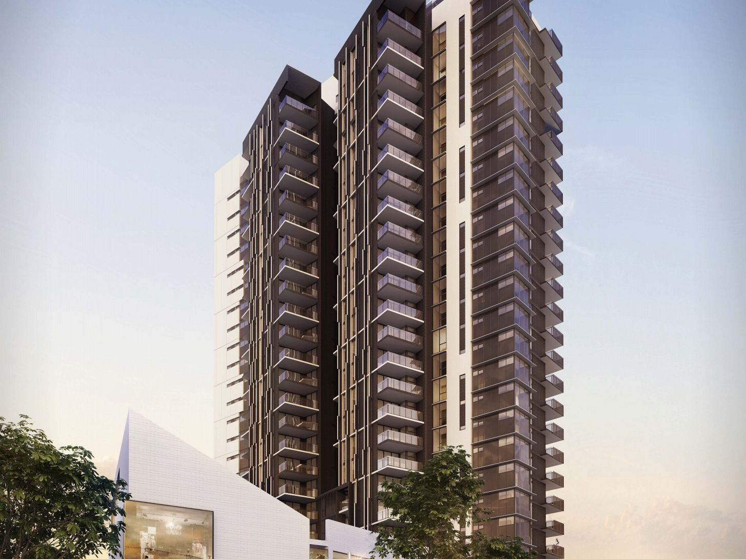 Exceptional Inner City OTP Under Construction with River & City Views