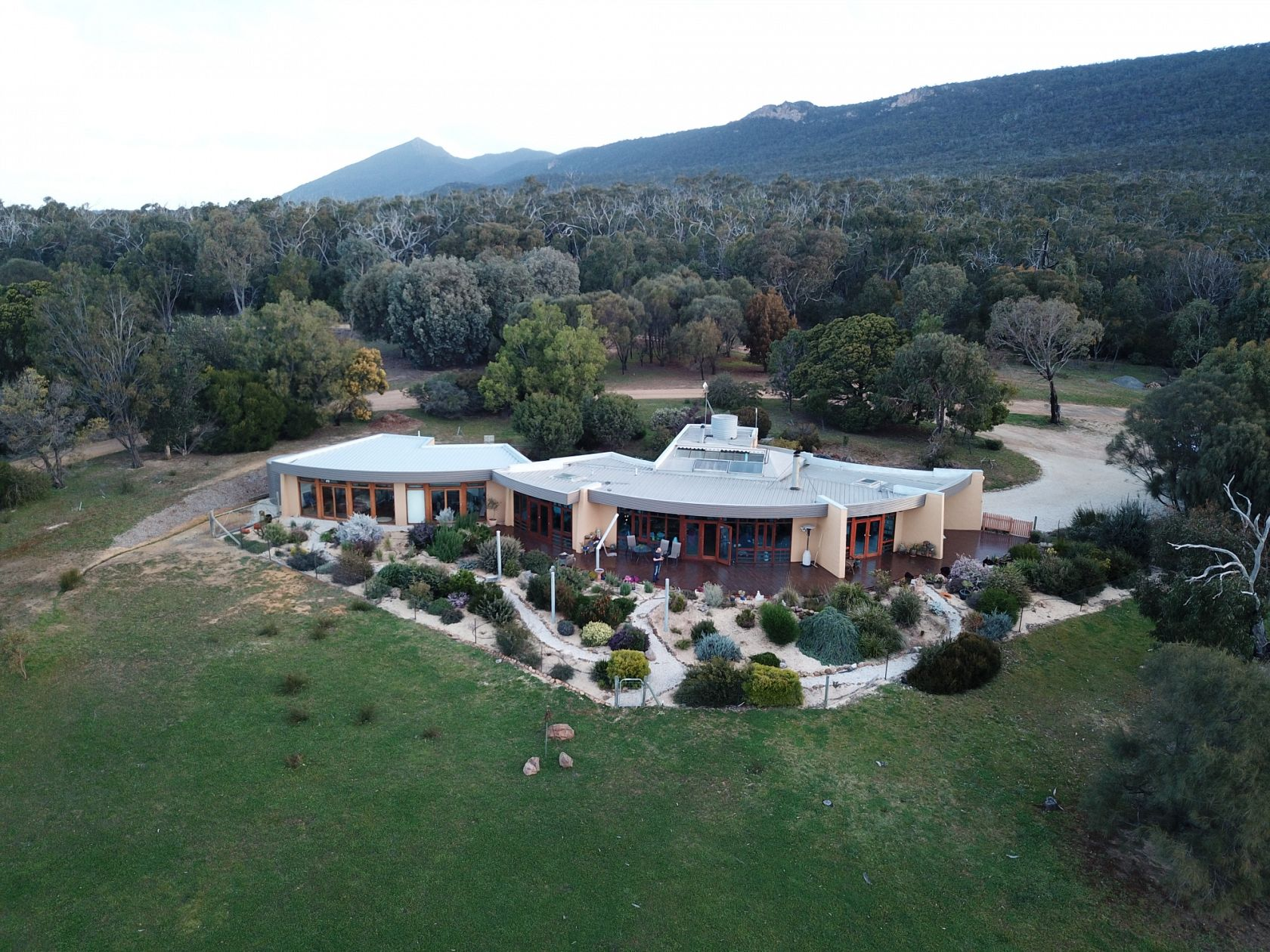 Luxury Boutique Accommodation Freehold Business in the Heart of the Grampians.