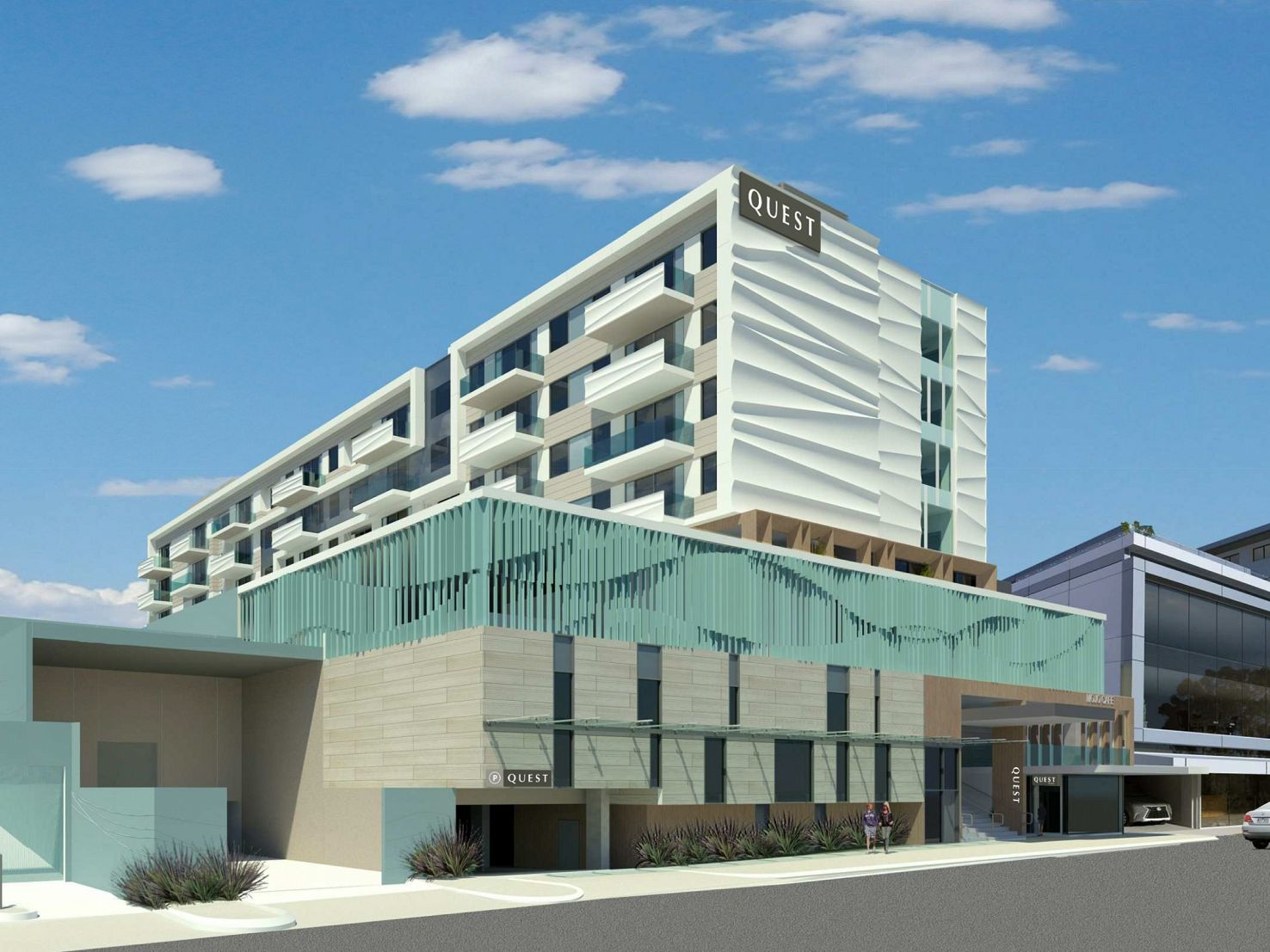 Leasehold of a Quest Apartment Hotel Development in Perth