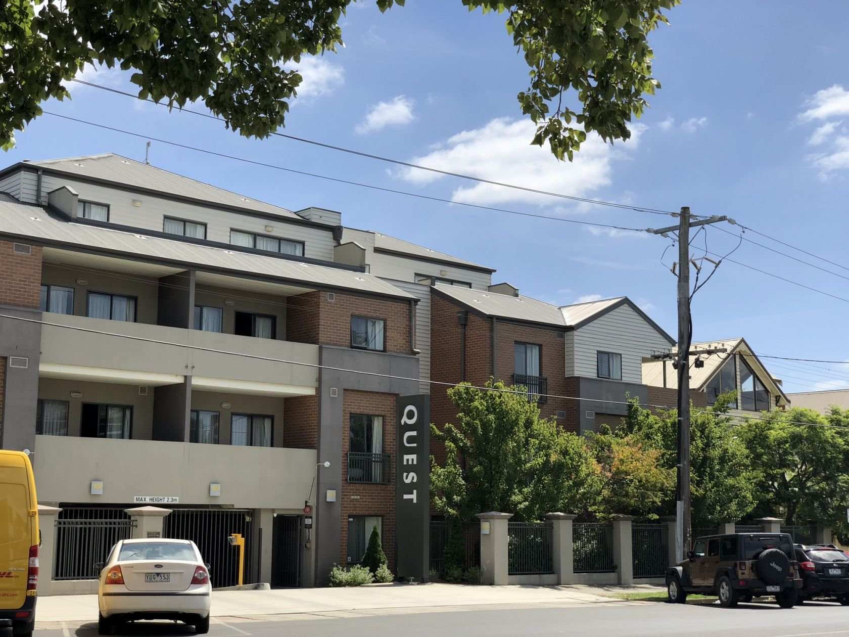 Secure the Lease of a Serviced Apartment Hotel in Victoria's Largest Rural City