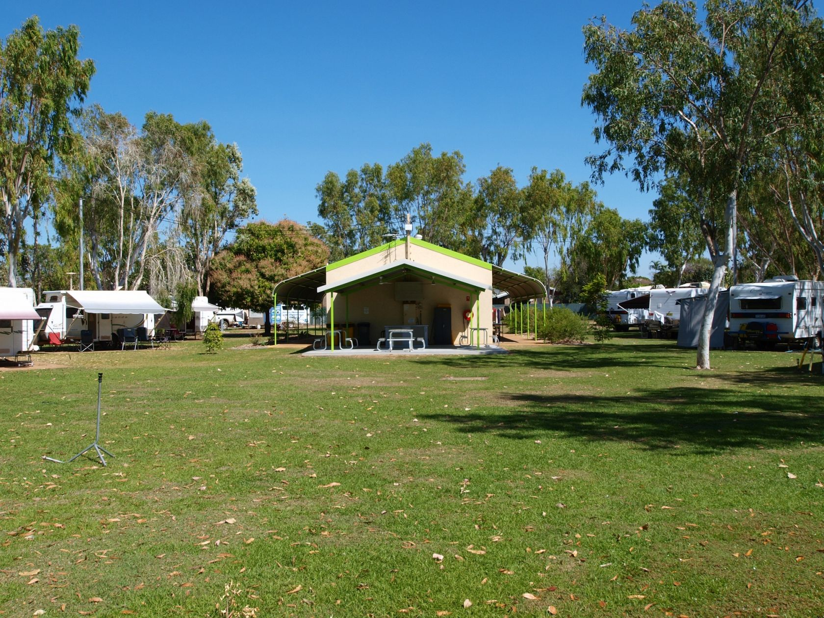 Northern Territories' Best Boutique Cabin and Caravan Park
