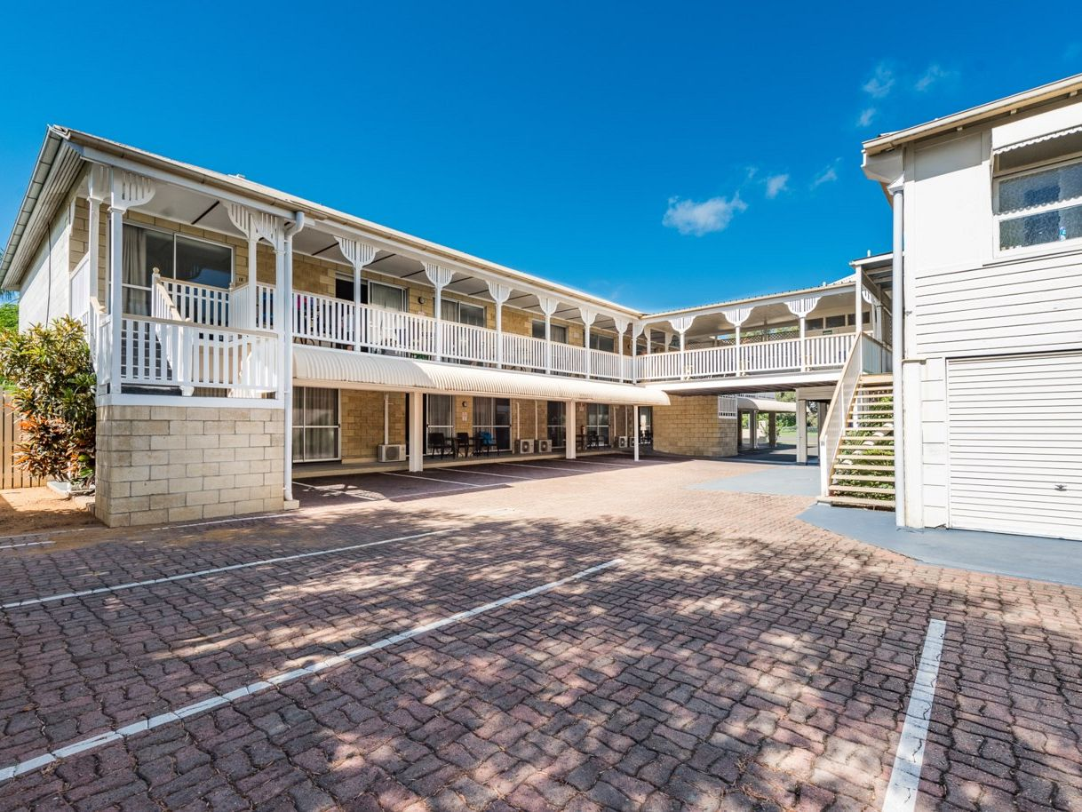 Best Occupancy in Bundaberg (80%)