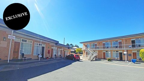 Leasehold, Motel | NSW - South Coast | Queanbeyan Motel Only Minutes From the Nation's Capital