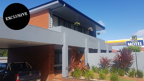 Leasehold, Motel | VIC - South West | A 'Mahogany' Solid Start