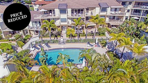 Management Rights - All, Management Rights | QLD - Gold Coast | Burleigh Heads Village Oasis – Great Nett $209k! Renovated Unit