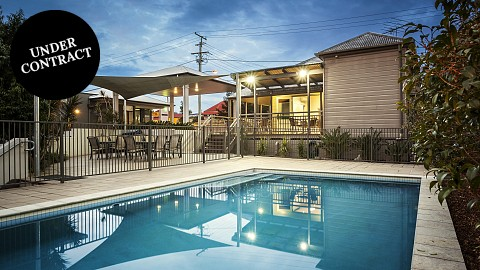 Leasehold, Apartment Hotels | QLD - Brisbane | Quest Ipswich - Best Property in Town!