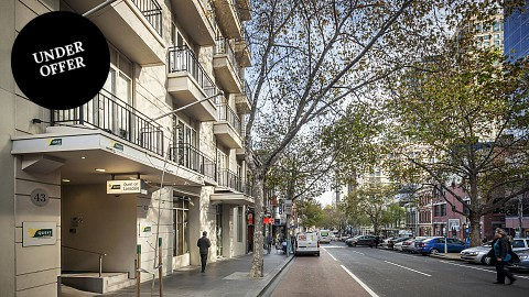 Leasehold, Apartment Hotels | VIC - Melbourne | CBD Melbourne Serviced Apartment Hotel Business