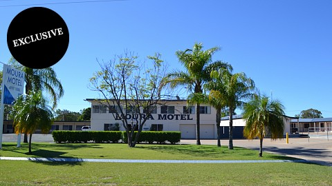 Leasehold, Motel | QLD - Central | The Coal and Cattle Centre of the Dawson is Calling