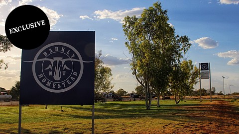 Freehold Going Concern, Motel | NT - South | Barkly Homestead - Australia's Best Roadhouse! Netting 2 Million!