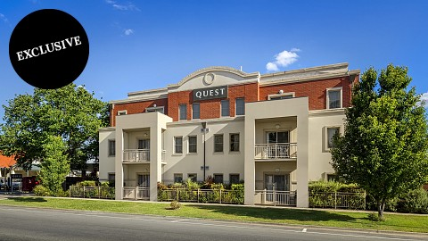 Leasehold, Apartment Hotels | VIC - South West | Victorian Leasehold Serviced Apartment Business in Corporate/Leisure Hub