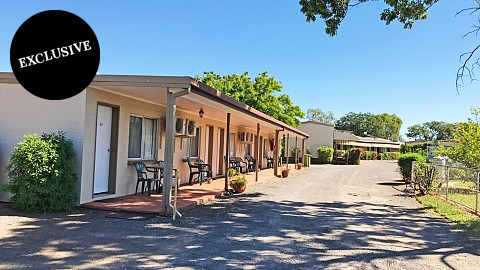 Freehold Going Concern, Motel | QLD - Central | Two Motels Operate As One Business In The Curry