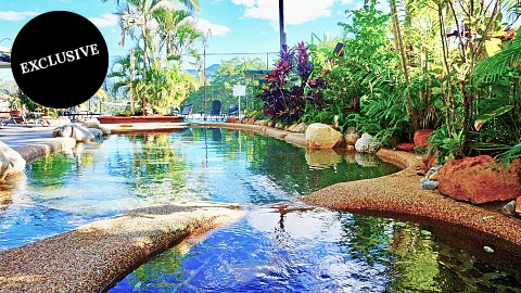 Management Rights - All, Management Rights | QLD - Cairns | Prime Resort With Stunning Vistas Over The Blue Pacific Ocean