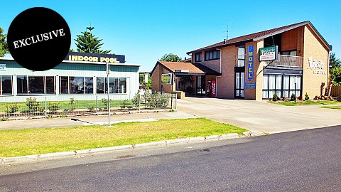 Leasehold, Motel | VIC - West | Great Regional Town - 41% ROI and Further Growth Opportunities