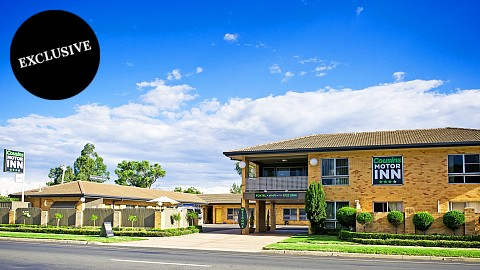 Leasehold, Motel | NSW - North West | Premium Motel Lease for Sale in New England with Great ROI