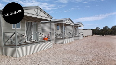 Freehold Going Concern, Caravan / Cabin Park | SA - Eyre Peninsula | Money-Making Must-Do Checkpoint Serves Every Traveller Need