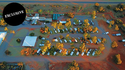 Freehold Going Concern, Caravan / Cabin Park | NT - South | High Performance Portfolio - Huge Net with Market Dominance