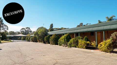 Leasehold, Motel | NSW - South West Riverina | Perfect Position in Great Town