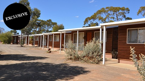 Freehold Going Concern, Motel | SA - Flinders Rangers | Rare Freehold and Business Outback Motel
