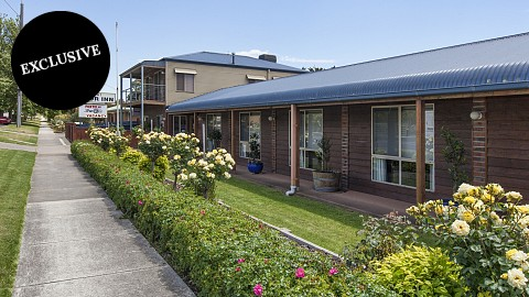 Leasehold, Motel | VIC - Melbourne | A Town With Wind in It's Sails