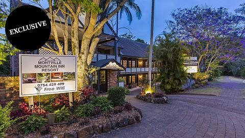 Leasehold, Motel | QLD - Sunshine Coast | Magnificent Hinterland Leasehold, True B&B Motel Be Quick