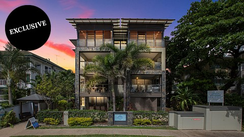 Management Rights - All, Management Rights | QLD - Cairns | Boutique Beachside Apartments on the Trinity Beach Esplanade