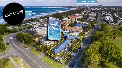 Freehold Going Concern, Motel | NSW - North Coast | A Oustanding Opportunity to undertake a Rare Sea Change by the Seashore