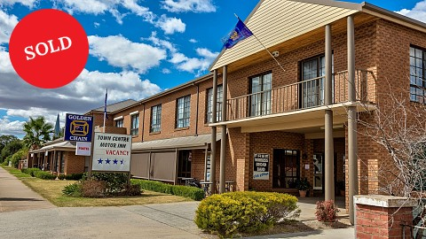 Leasehold, Motel | NSW - South West Riverina | A Beautiful Simple Operation in This Motel