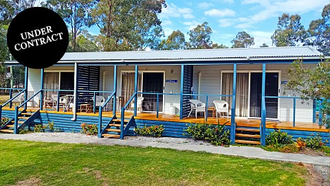 Freehold Going Concern, Caravan / Cabin Park | NSW - North Coast | Freehold Caravan Park in Beautiful Northern NSW