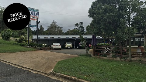 Freehold Going Concern, Motel | QLD - South | Huge Price Reduction, Baby's Coming, Freehold Motel