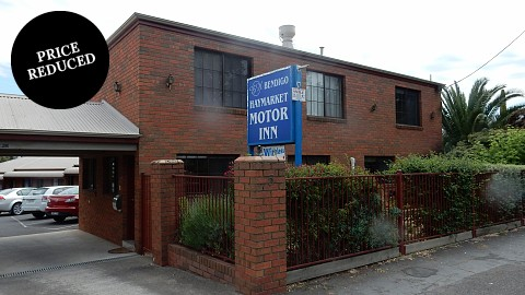 Leasehold, Motel | VIC - North | Long Lease in CBD of Bendigo Victoria