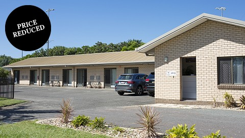 Freehold Going Concern, Motel | QLD - Sunshine Coast | Beautiful Sunshine Coast, Freehold Motel Riverside