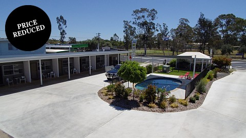 Freehold Going Concern, Motel | QLD - South | Fantastic Freehold - Country Queensland, Well Suited To A Couple!
