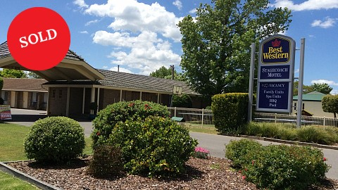 Leasehold, Motel | VIC - North East | Immaculate Low Rent Leasehold, With Large Family Residence