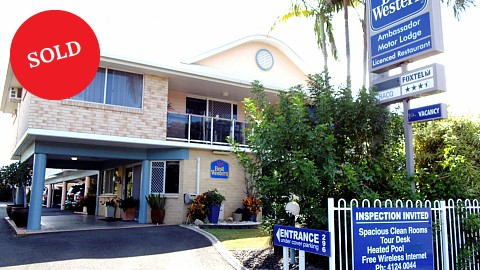 Freehold Passive Investment, Motel | QLD - South | Passive Investment Freehold First Time Offered in 18 years 9% ROI