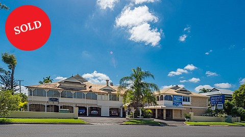 Leasehold, Motel | QLD - South | Best Occupancy in Bundaberg (80%)