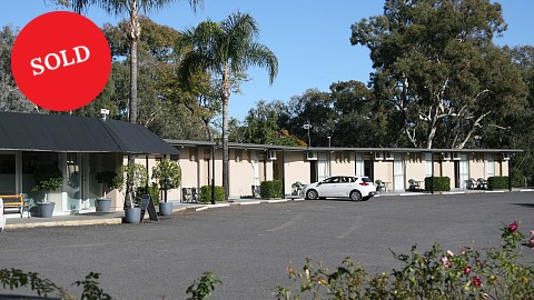 Leasehold, Motel | NSW - North West | Leasehold Opportunity For This Unique Artesian Spa Motel.